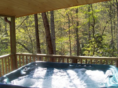 Hendersonville Log Cabin Rentals - Clear Creek Cabins